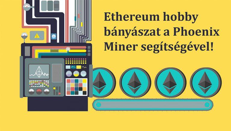 ethereum bányász program